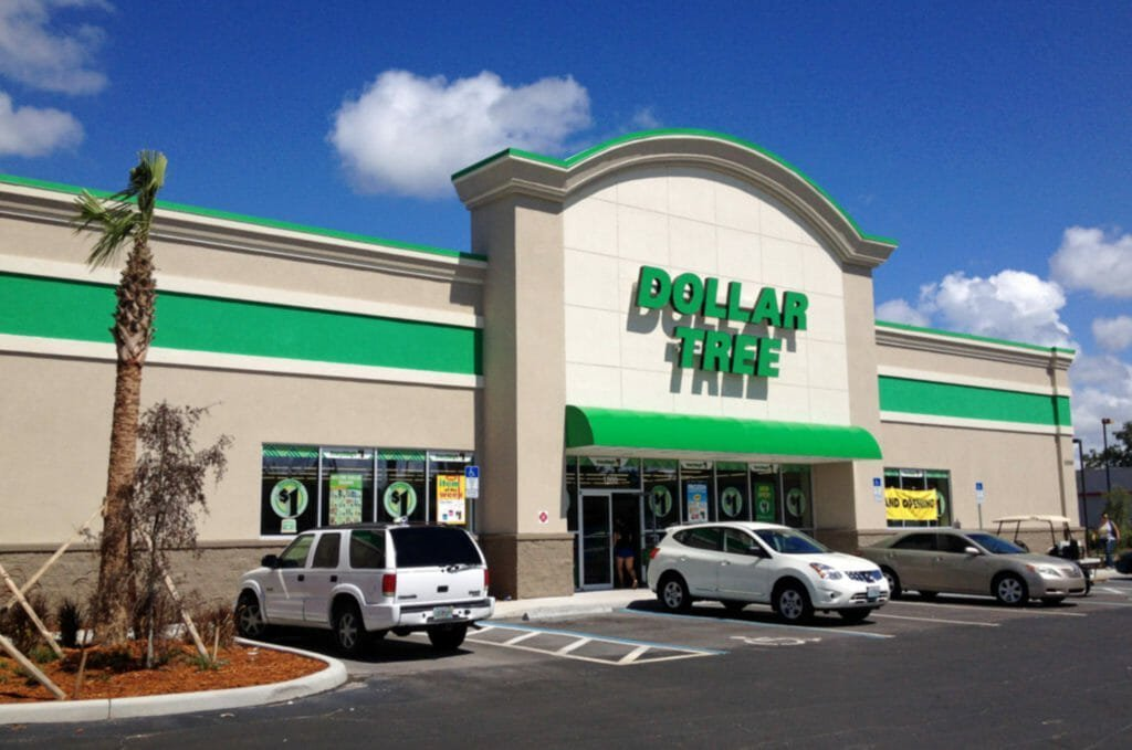 DOLLAR TREE RETAIL STORE 4